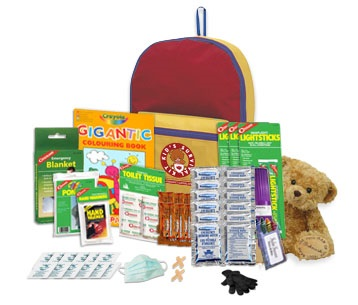 Kid's Survival Kits