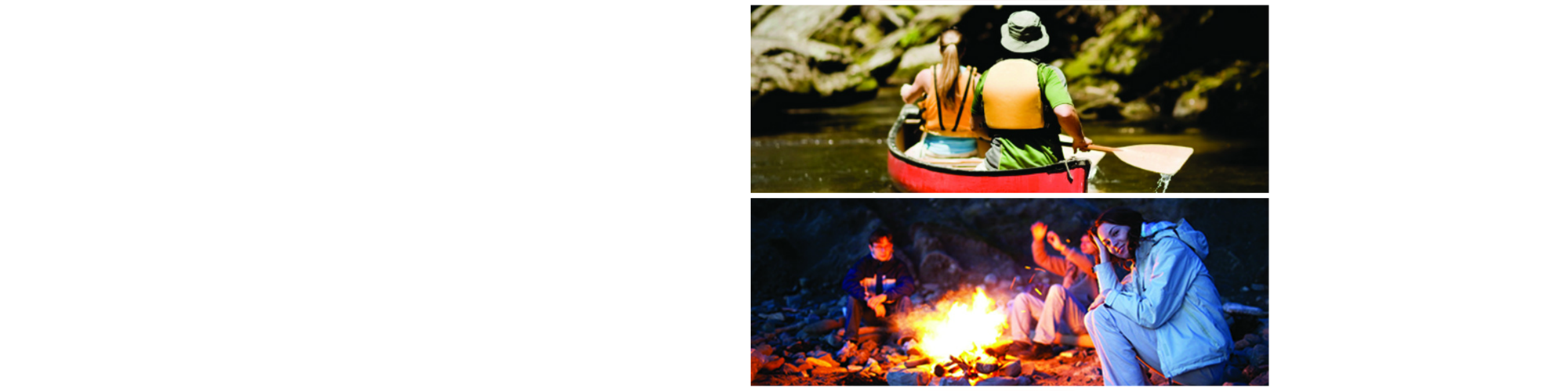 Outdoor and Canoe Adventure Courses