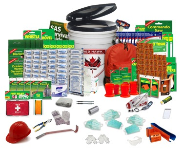 Search and Rescue Wilderness Survival Kits
