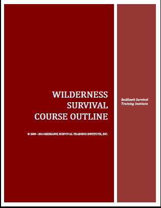 Wilderness survival course outline ontario