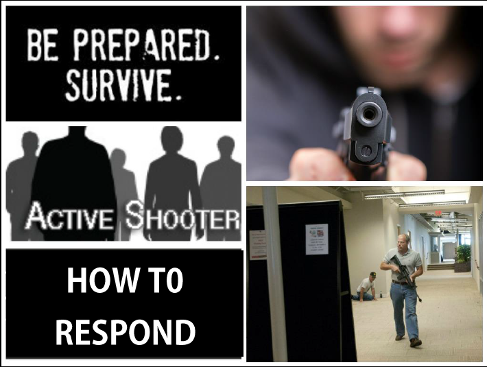 Active Shooter Response Program